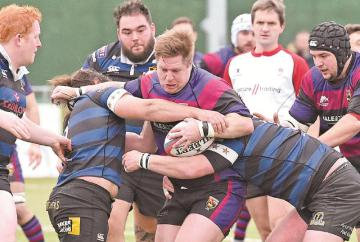 Rest will refresh our weary bodies and minds, says Maidenhead RFC captain Parrott