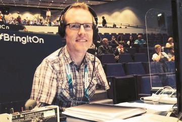 Datchet's Andy Stevenson named on disability power list