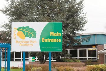 Consultation held on the future of Burnham Park E-Act Academy
