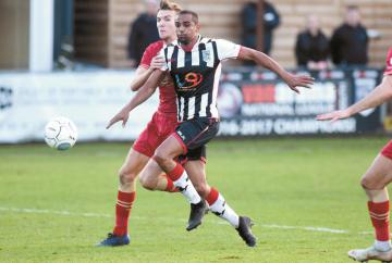 Lock admits Magpies home form has not been good enough ahead of FA Trophy clash with Oxford City