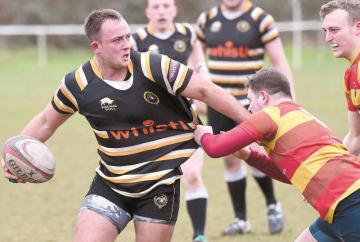Marlow RFC produce second-half comeback to keep their perfect start to 2019 going against Bicester.