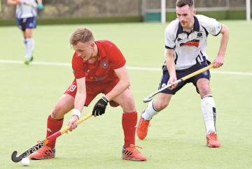 Hockey: Marlow humble league leaders and local rivals Maidenhead in 8-2 win.
