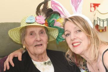 In Pictures: Easter bonnet parade at Applegarth