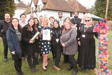 Eton Dorney Independent Therapeutic School celebrates first birthday