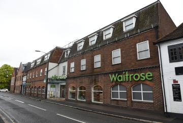 Lidl reveals plans for Marlow store on former Waitrose site