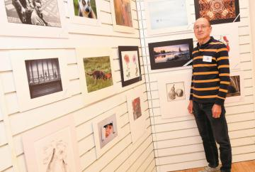 In pictures: Maidenhead Camera Club celebrates 130th birthday at exhibition launch party