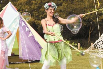 Ockwells Park fun day raises money for mum with breast cancer