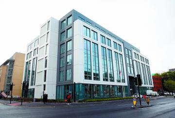 Council leader questioned over financial viability of headquarters in COVID-19 era