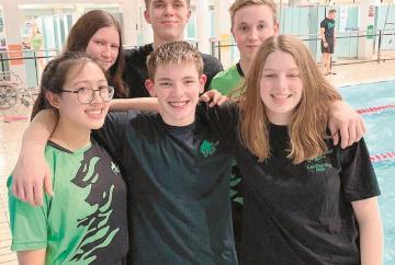 Advertiser grant will help keep Maidenhead swimming club in lane