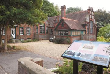 Council planning committee gives green light to transform old Twyford school into library and community space