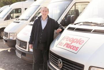 People to Places uses Baylis funding to keep buses COVID-safe