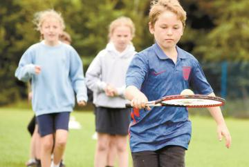 Maidenhead school celebrates sport as term time nears end
