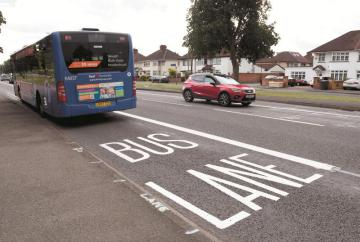 Council eyes more bus lanes with Government transport funding